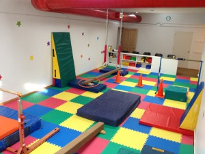 Preschool Training Room