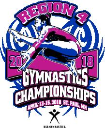rising stars gymnastics meet 2012 mn